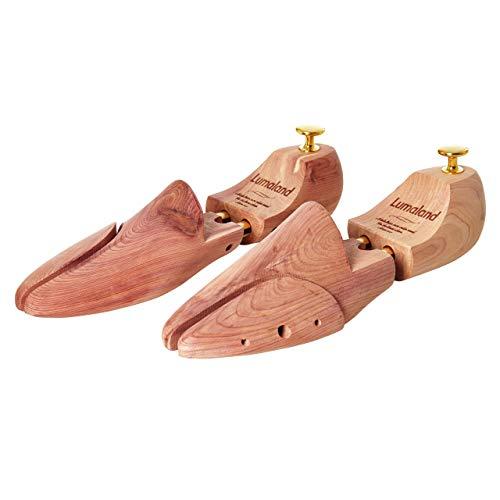 Lumaland hochwertiger Schuhspanner für...