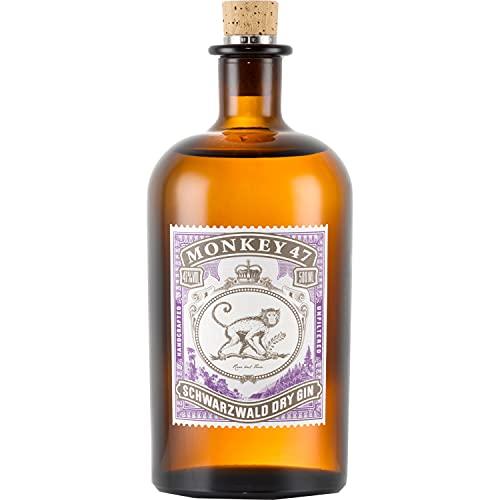 Monkey 47 Schwarzwald Dry Gin –...
