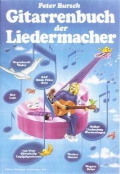 GITARRENBUCH DER LIEDERMACHER -...