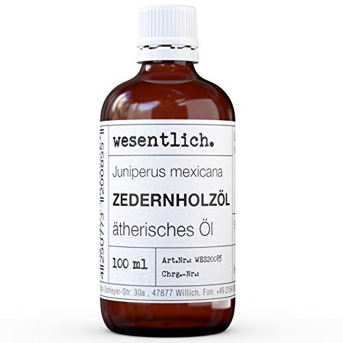 Zedernholzöl - reines ätherisches Öl...